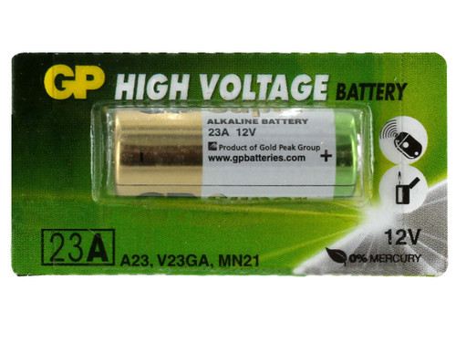 GP 23A 12 VOLT BATTERY