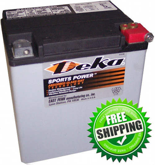 DEKA ETX30L MADE IN THE USA