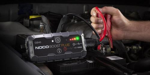 GB40  Boost Plus 1000A UltraSafe Lithium Jump Starter