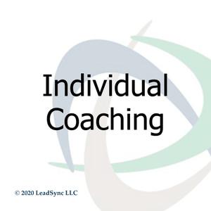 Individual Coaching - 5 pack