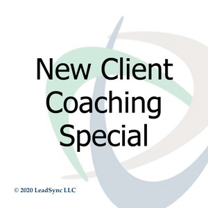 New Client Special - Individual Coaching