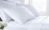 Pearl white Sheet Set