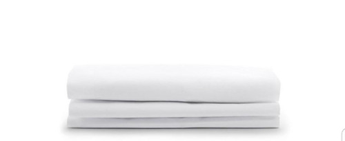 Pearl White - Flat Sheet