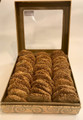 Barazek Sesame Seed and Pistachio Cookies - 60 Pcs Signature Gift Box