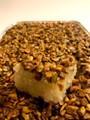Pistachio Basbousa/Hareesa/Nammoura Semolina Cake
