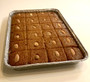 Almond Basbousa/Hareesa/Nammoura Semolina Cake