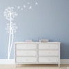 The Olsen twin Dandelion wall decals in white