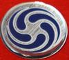 American Whirlpool Pillow Badge 110358