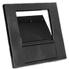 Viking Spa Weir Door 89700 with Front Plate  89700
