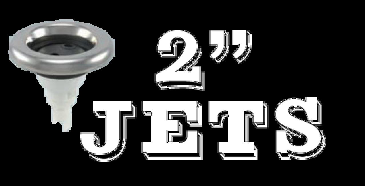 2 Inch Jets