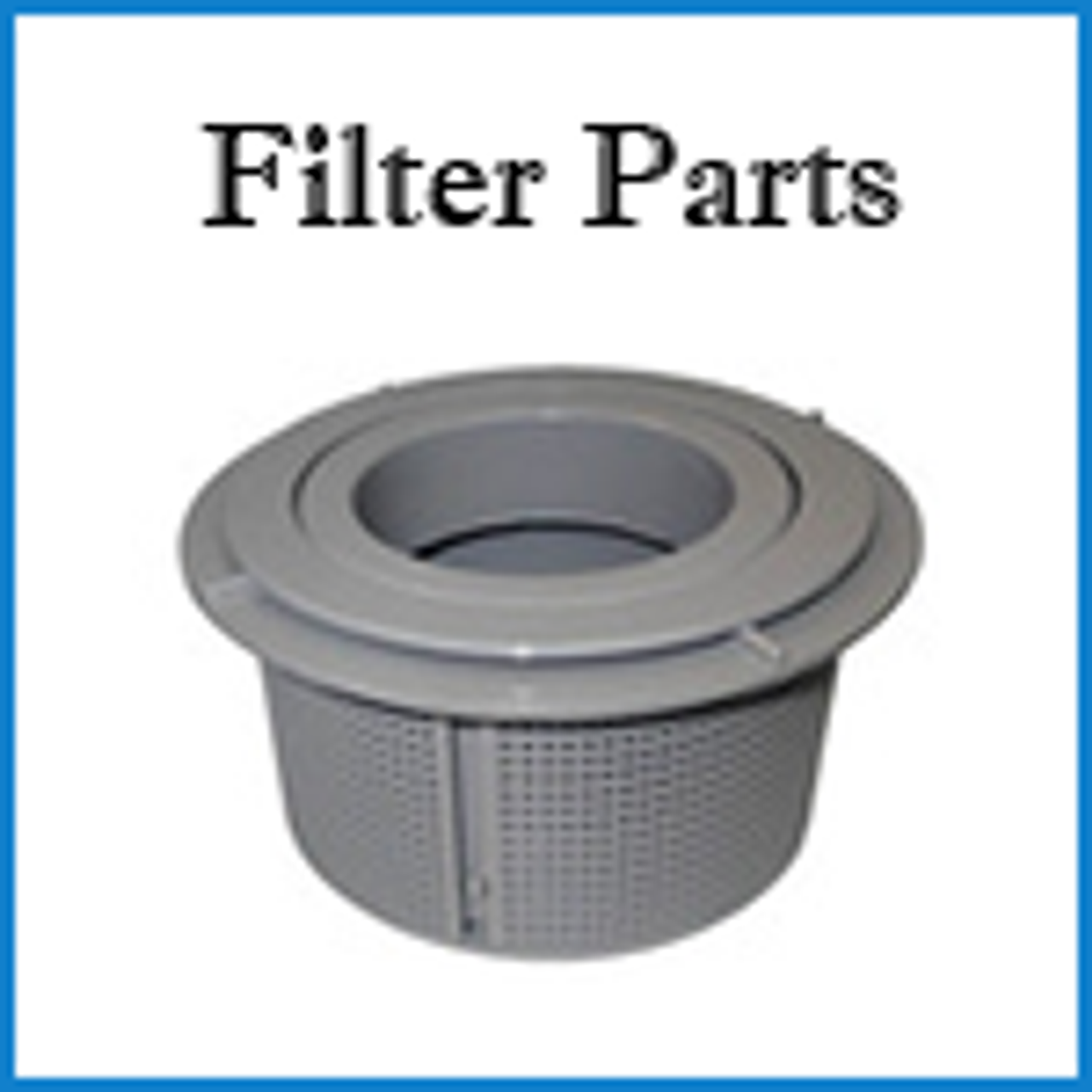 Clearwater Filter Parts
