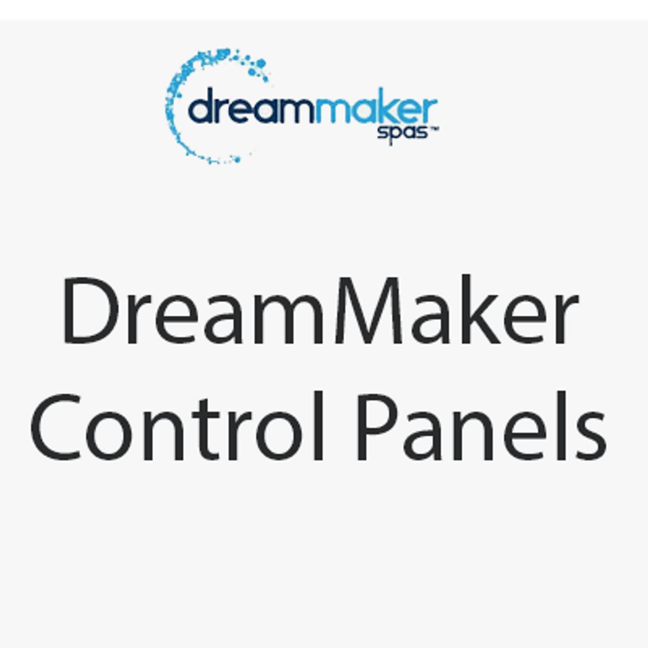 DreamMaker Control Panels