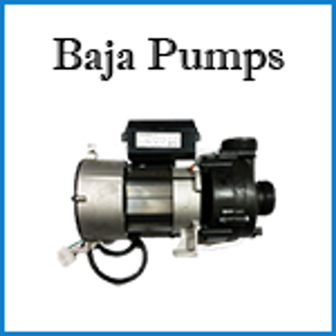 Baja Spa Pump
