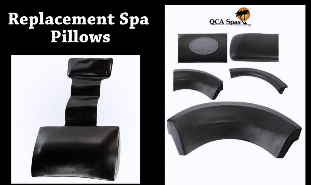QCA Spa Pillows