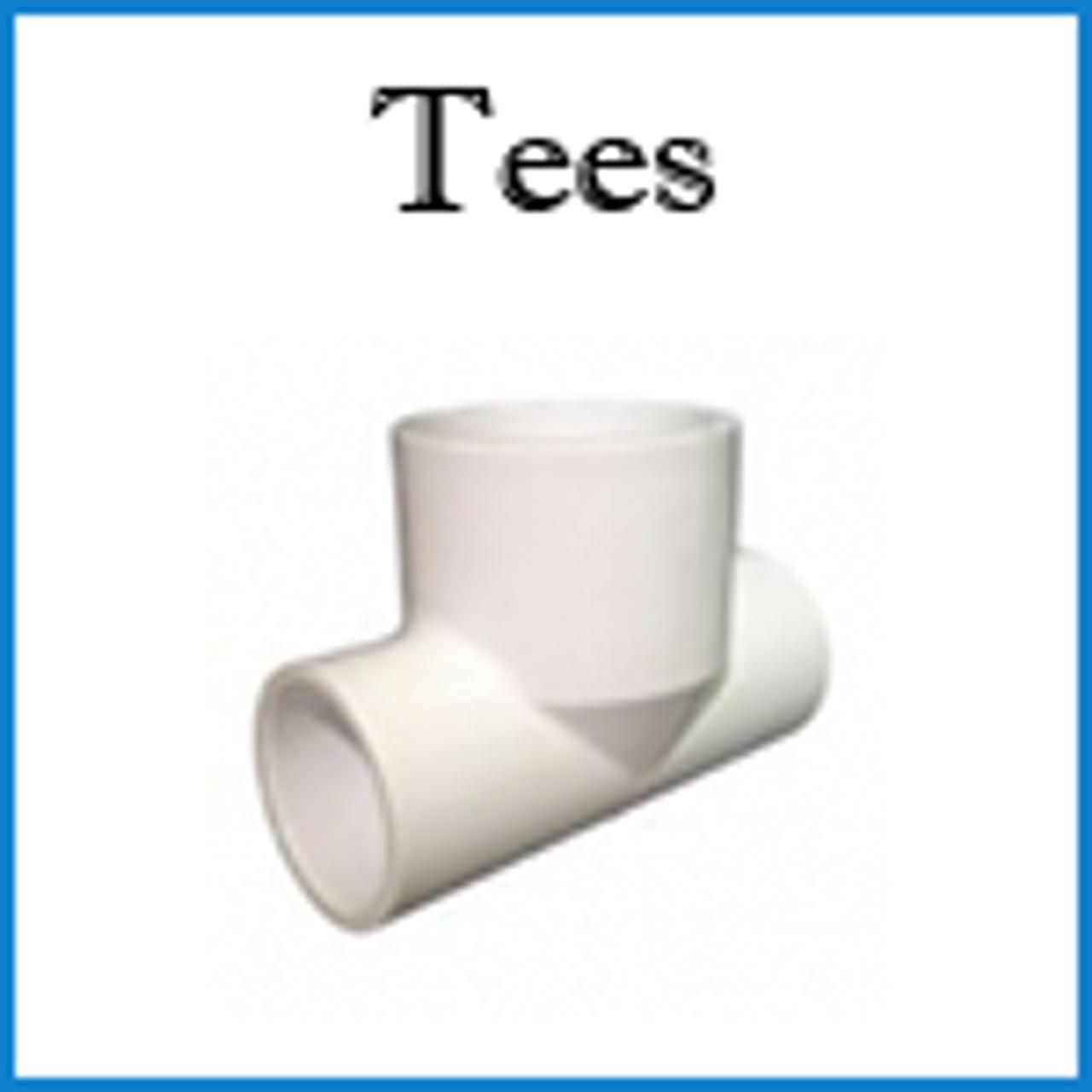 Tee Wye Cross