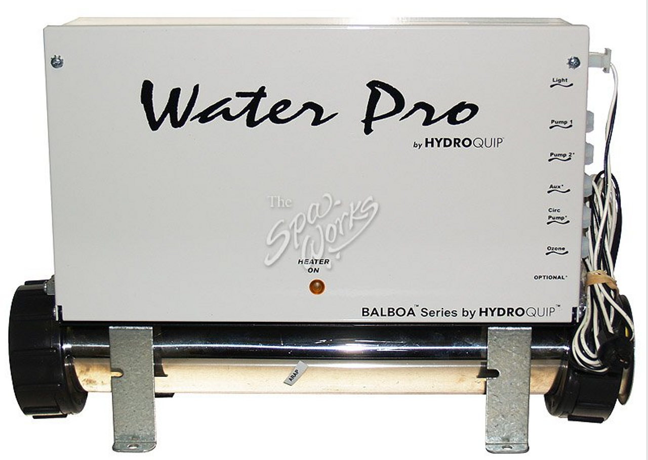 Balboa Hydroquip Spa Pack Vs520sz Water Pro Hydcs6330b Uz Wp