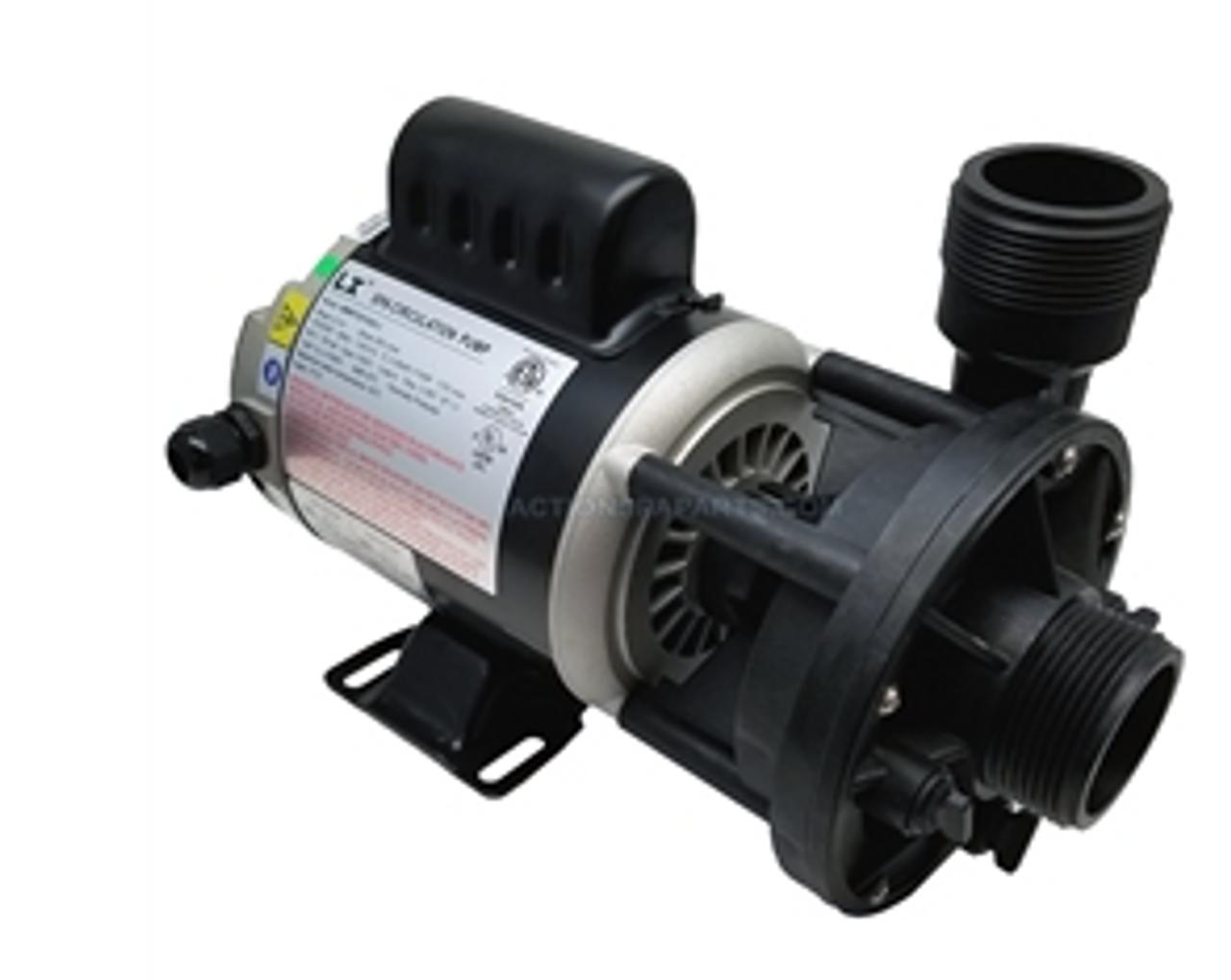 [DIAGRAM_5FD]  LX Circ Pump 48WTC0153C-1 48WTC Circulation Pump 1 1/2 Inch | La Spas Circulation Motor Pump Wiring Diagram |  | Hot Tub Outpost