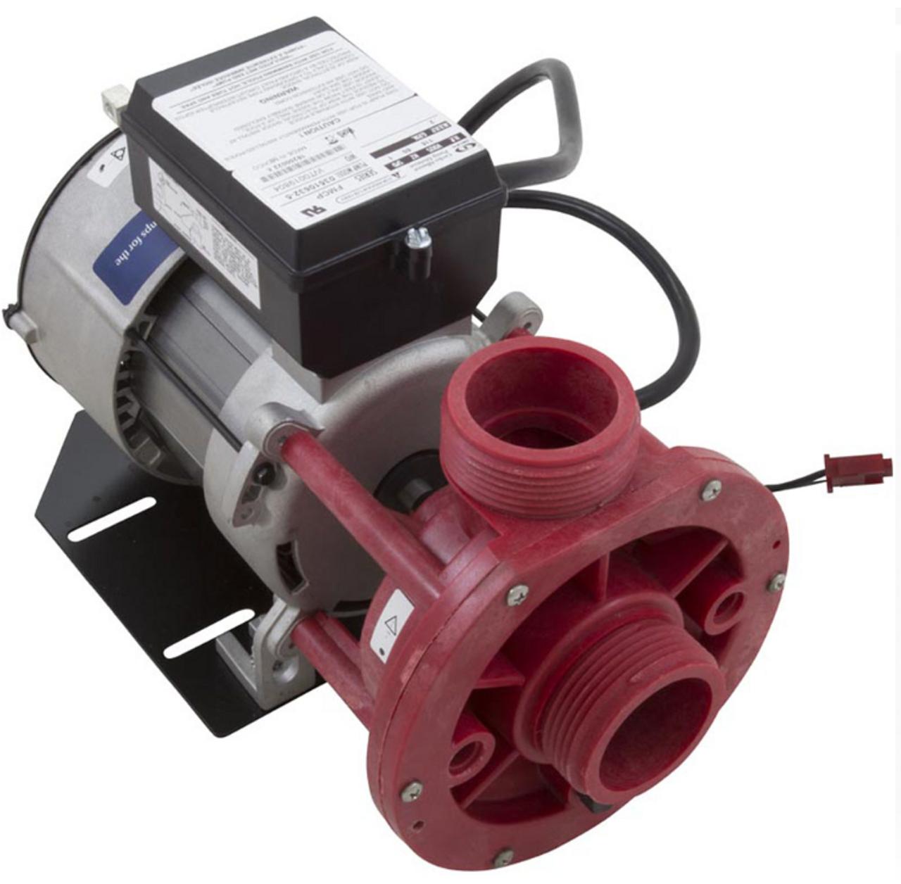 "Gecko AquaFlo FloMaster Pool Spa Pump Threaded Union Adapter 1.5/"" x 2/"" 50100130"