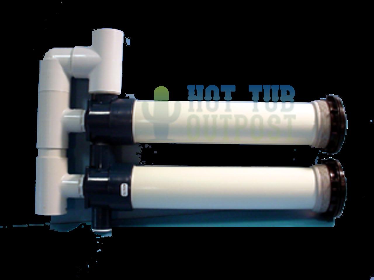 Hot Tub Emerald Spas Filter Cap Accessories Rainbow Space Saver 2