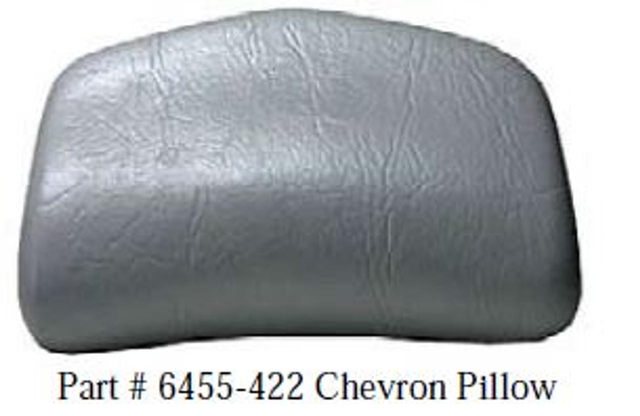 Sundance Spa 1986-1997 Silver Chevron Pillow SUN6455-422