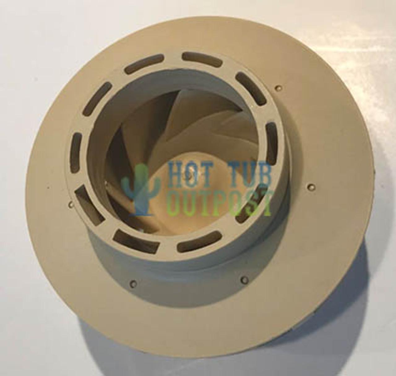 SUNDANCE® SPAS LX Pump Impeller 2.5HP 6500-612 6500-352 6500-365 6500-367