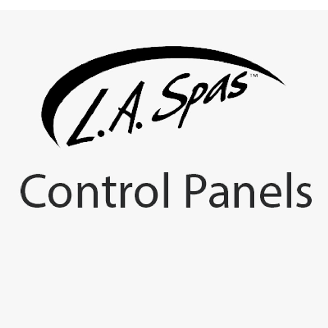 LA Spas Control Panels