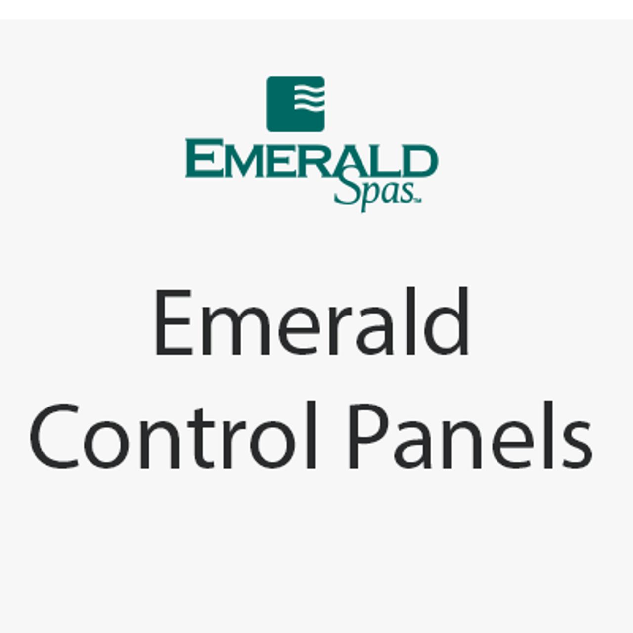 Emerald Spa Control Panels