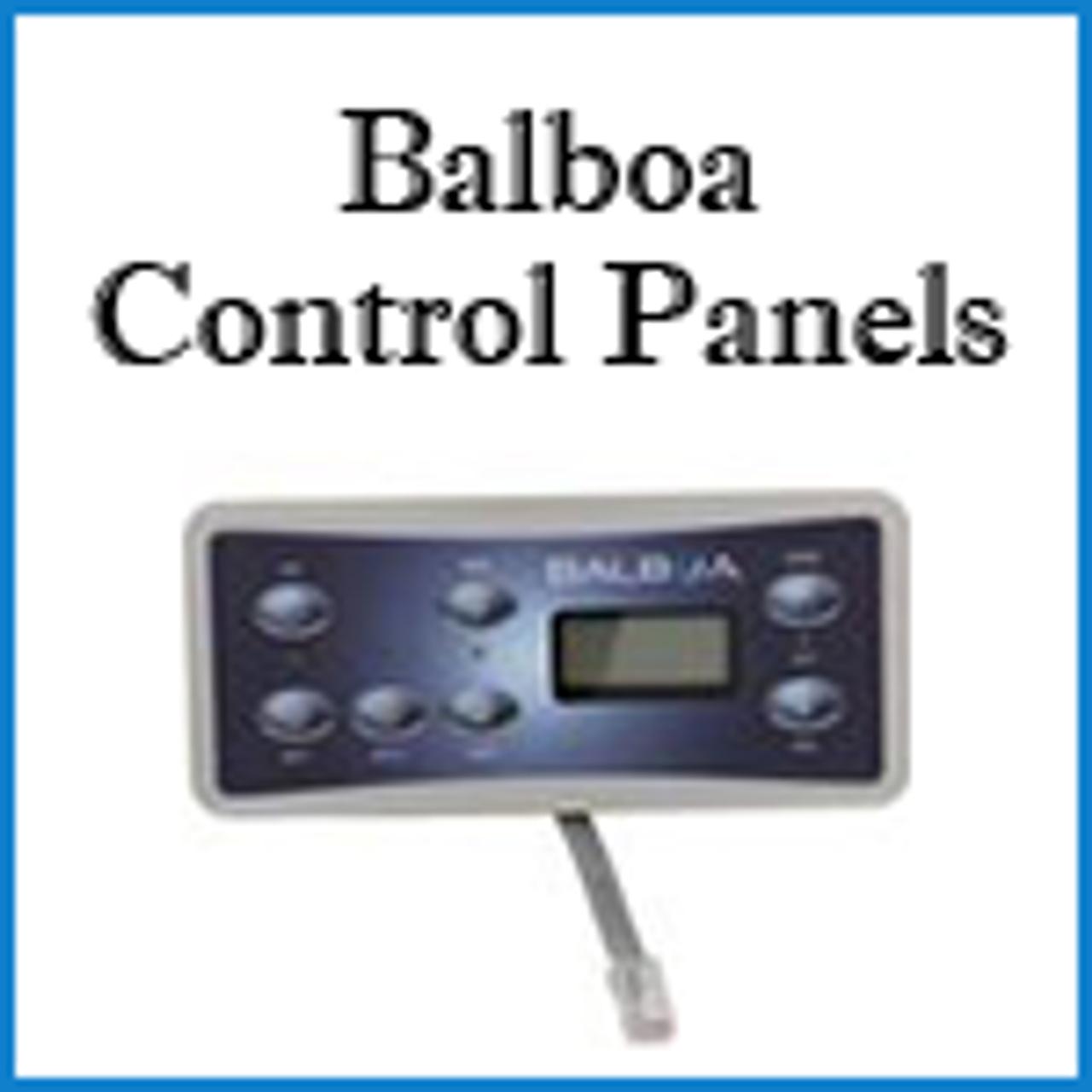 Balboa 51219 Generic Spa Panel 1 Button Duplex Panel