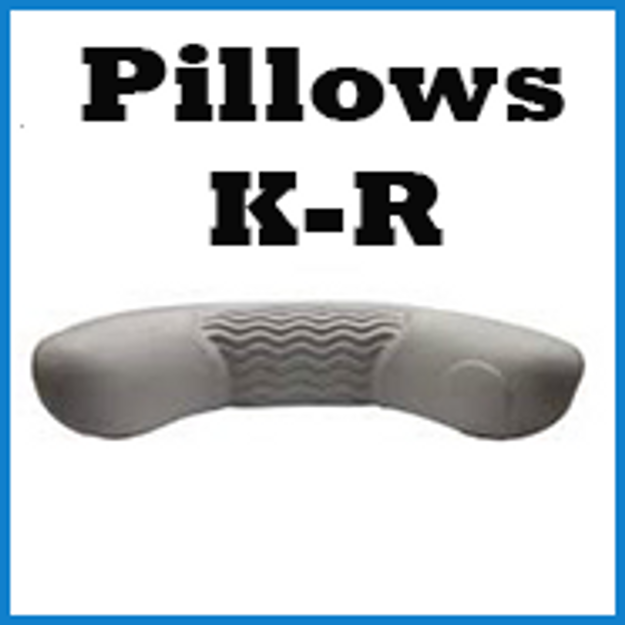 Pillows by Brand K-R