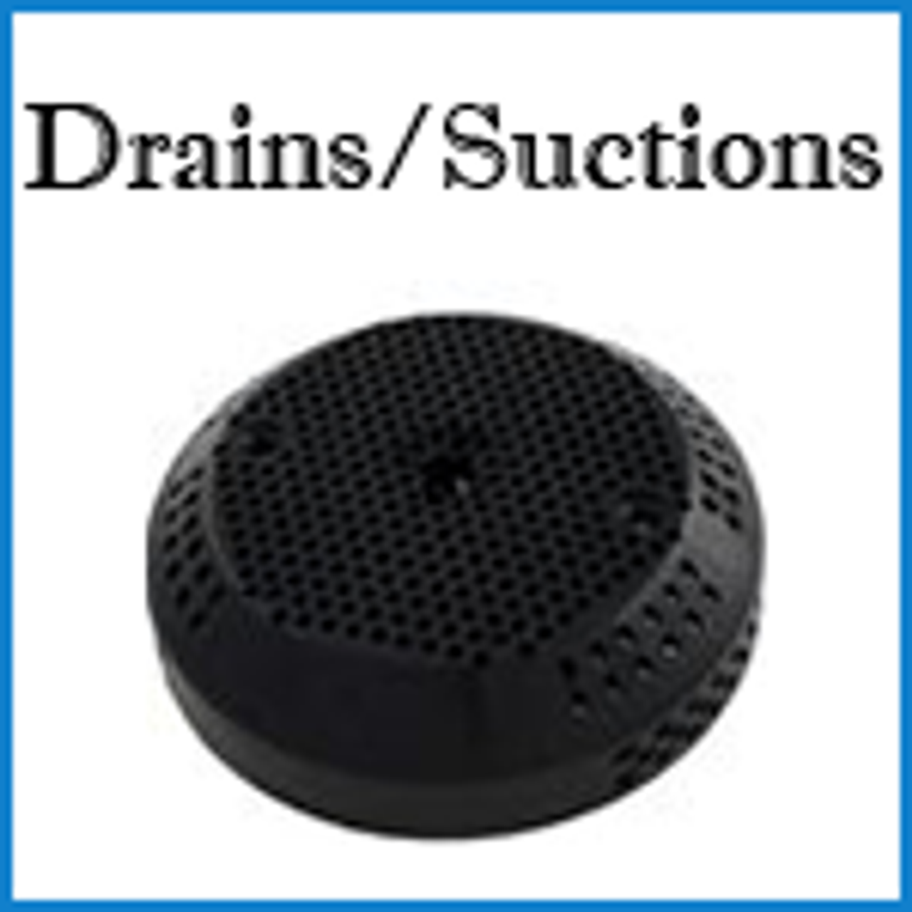 Coleman Suctions Drains