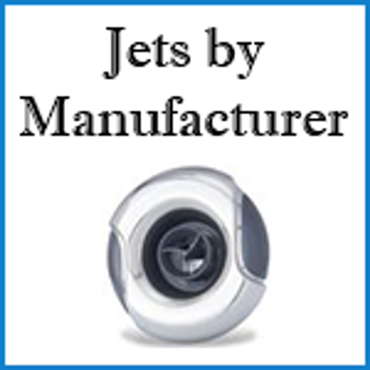 Jets by Manufacturer