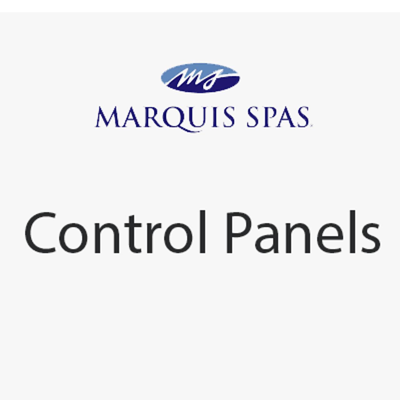 Marquis Spa Control Panels
