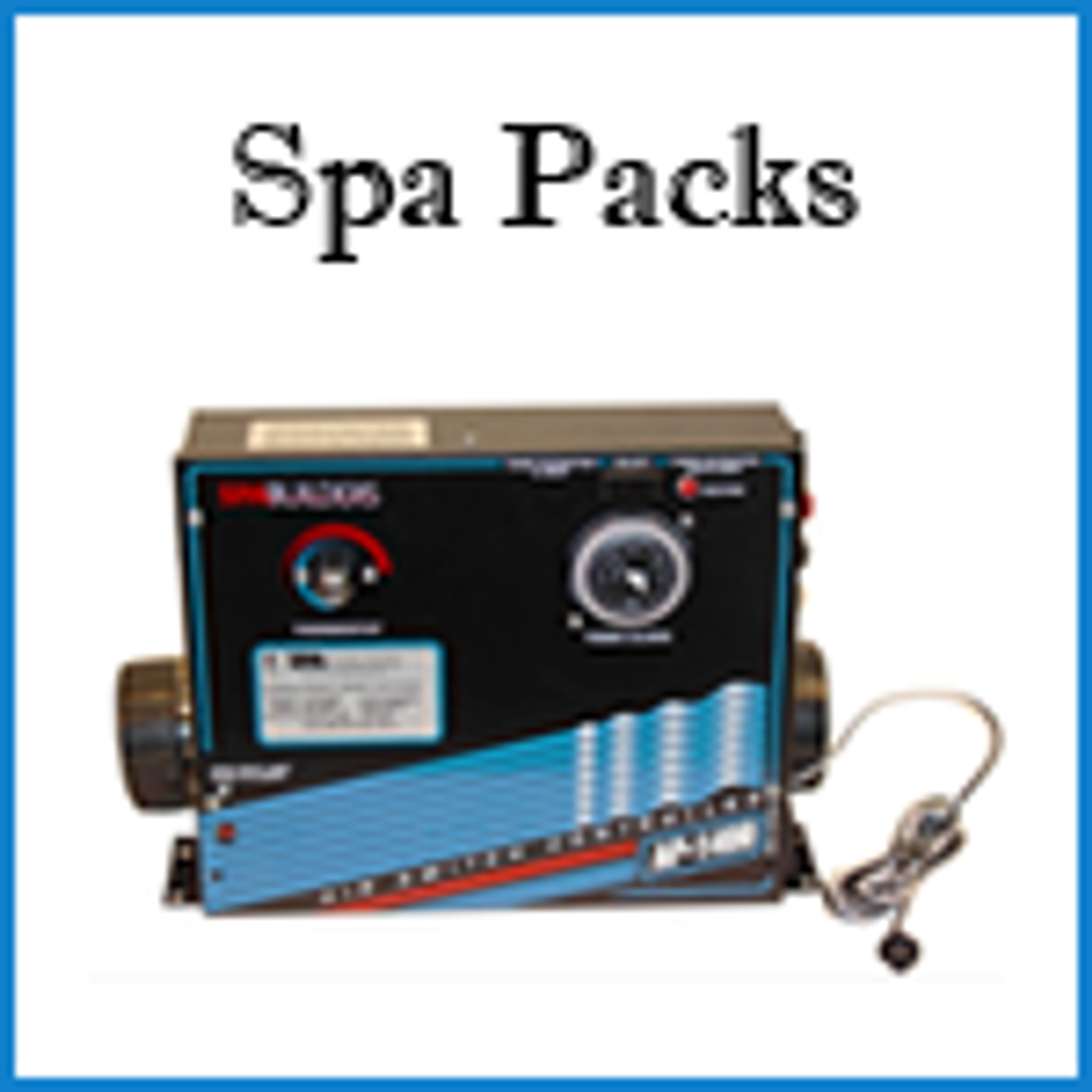 Clearwater Spa Packs