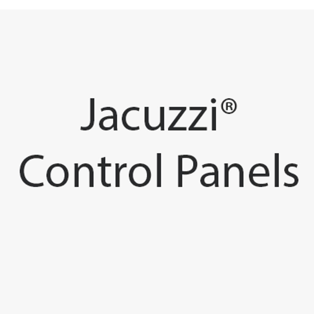 Jacuzzi® Control Panels