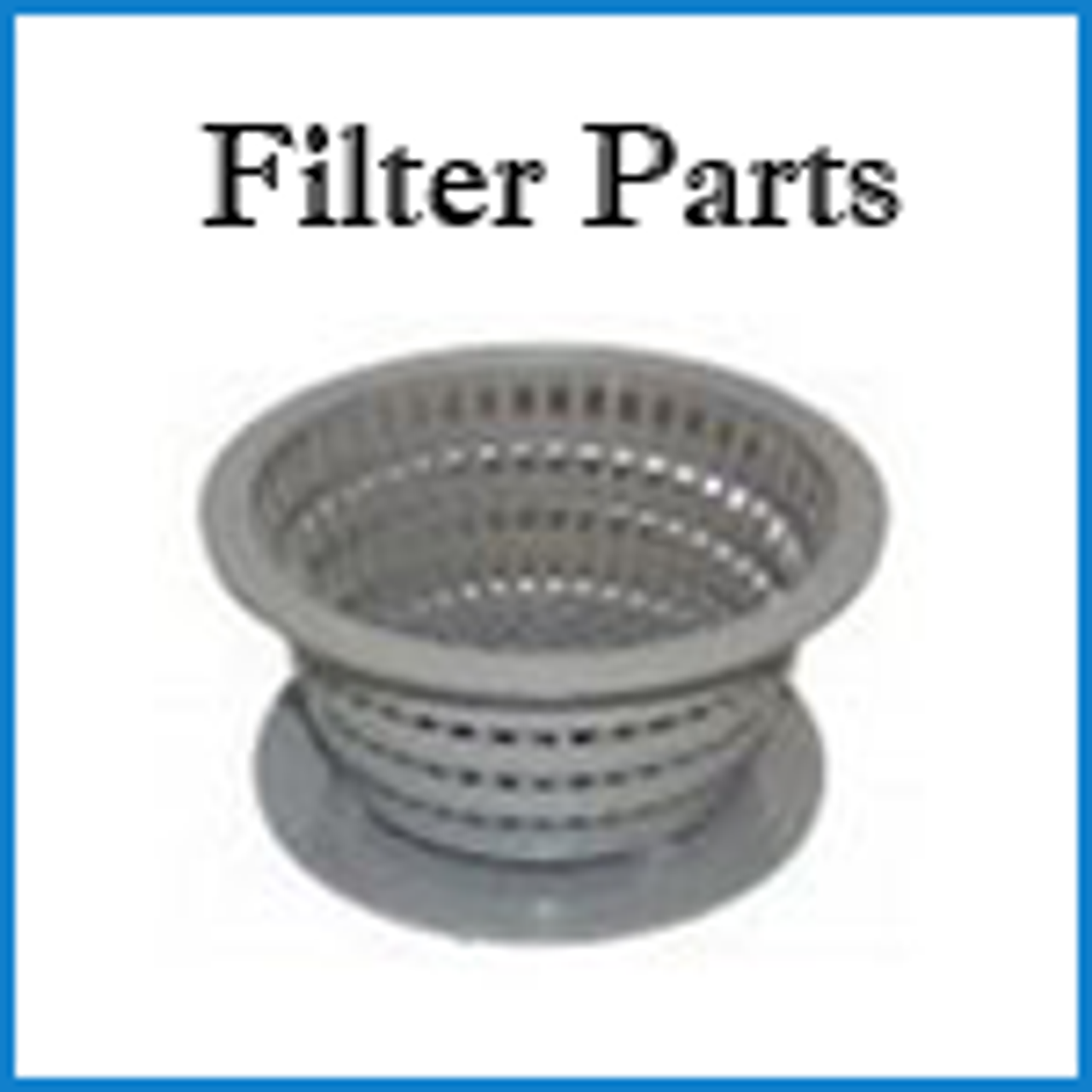 Cal Spas Filter Parts Lids