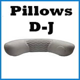 Pillows by Brand D-J