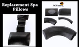 QCA Spa Pillows