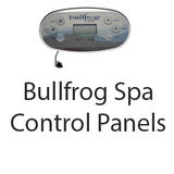Bullfrog Spa Control Panels