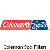 Coleman Spa Filters