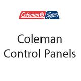 Coleman Spa Control Panels