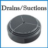 Dreammaker Suctions Drains