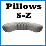 Pillows by Brand S-Z