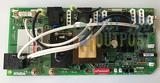 Artesian Spas Circuit Board OP33-0612-08CB
