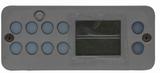 Baja Spa Control Panel 34-0190A-UB 2 Pumps No Overlay