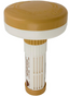 Floating Tan Chemical Dispenser R171090