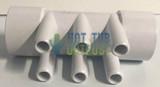 Maax Manifold 107762 6 Port 2 Inch Slip x Slip 3/4 Ports