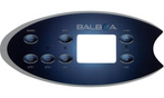 11790 Balboa Overlay VL702S Jet1 Jets2 Blower 7 Button