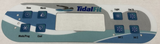Tidal Fit Control Panel Overlay 11-0146-08