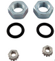 Heater Bulkhead Hardware Kit 40-5000