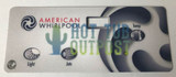 American Whirlpool 3 Button Overlay 110373 110-373